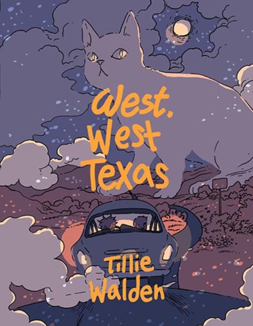 (C) Reprodukt / West, West Texas / Zum Vergrößern auf das Bild klicken
