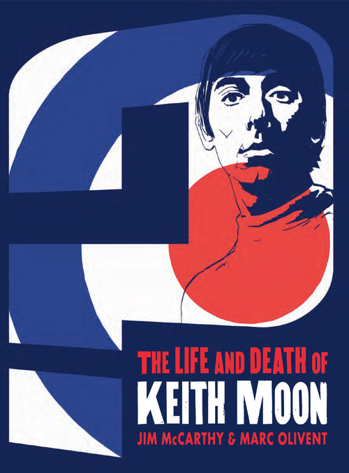 (C) Omnibus Press / Who Are You? – The Life and Death of Keith Moon / Zum Vergrößern auf das Bild klicken