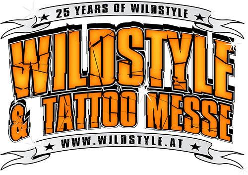(C) Wildstyle Tattoo Messe / Wildstyle Tattoo Messe 2020 Logo / Zum Vergrößern auf das Bild klicken