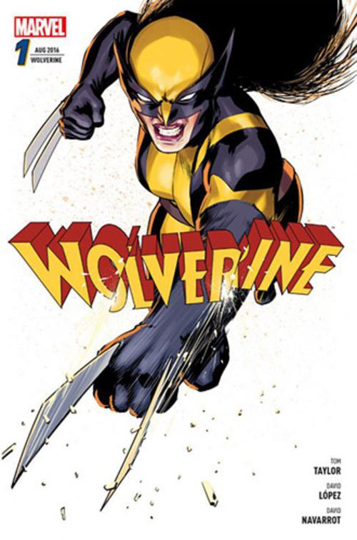 (C) Panini Comics / Wolverine 1 / Zum Vergrößern auf das Bild klicken
