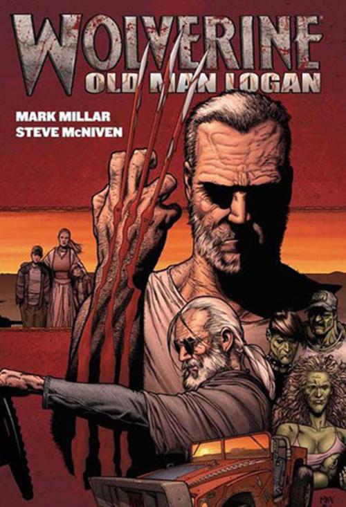 (C) Panini Comics / Wolverine: Old Man Logan / Zum Vergrößern auf das Bild klicken