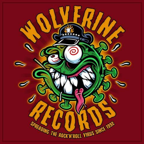 Wolverine Records Labelsampler