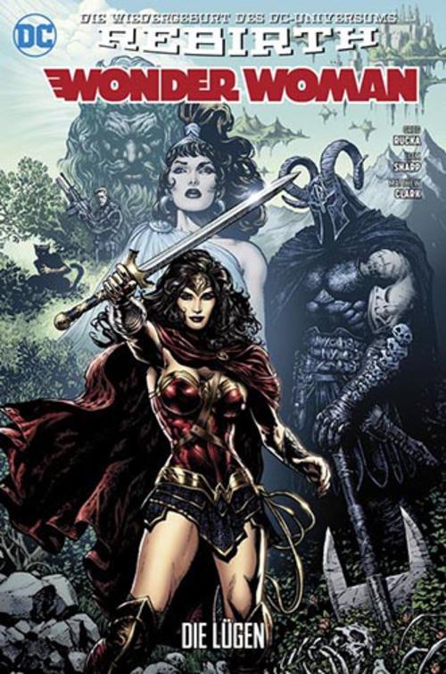 (C) Panini Comics / Wonder Woman 1 / Zum Vergrößern auf das Bild klicken