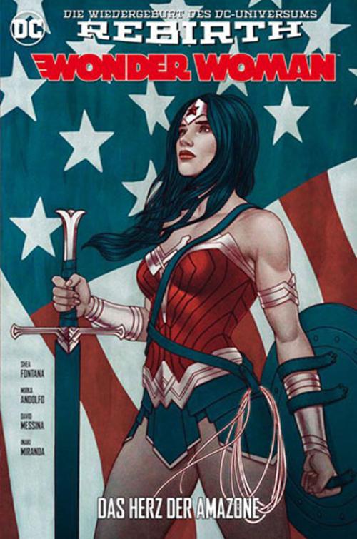 (C) Panini Comics / Wonder Woman 4 / Zum Vergrößern auf das Bild klicken