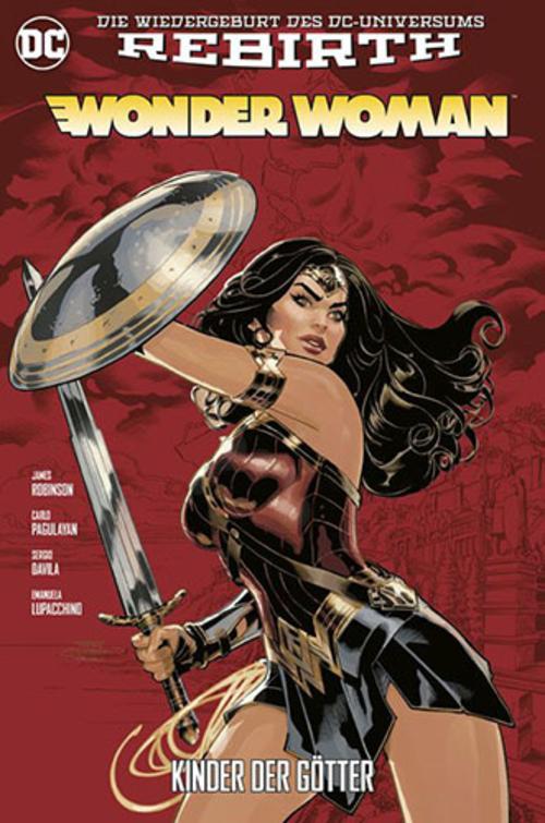 (C) Panini Comics / Wonder Woman 5 / Zum Vergrößern auf das Bild klicken
