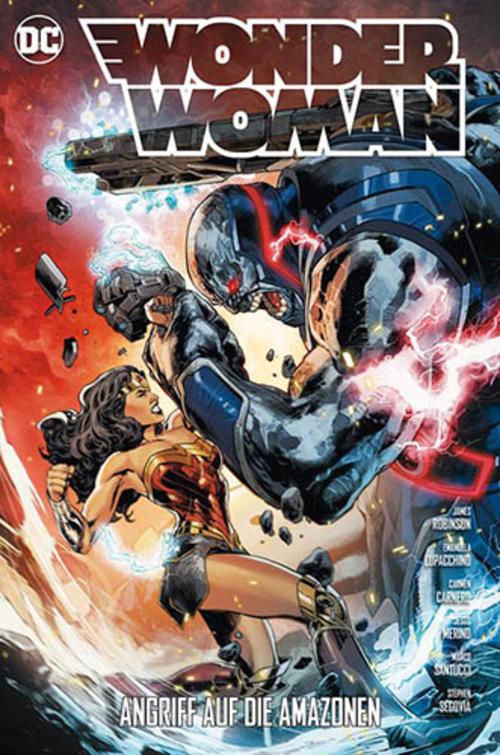 (C) Panini Comics / Wonder Woman 6 / Zum Vergrößern auf das Bild klicken