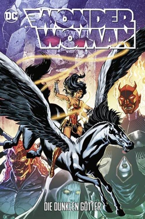 (C) Panini Comics / Wonder Woman 7 / Zum Vergrößern auf das Bild klicken