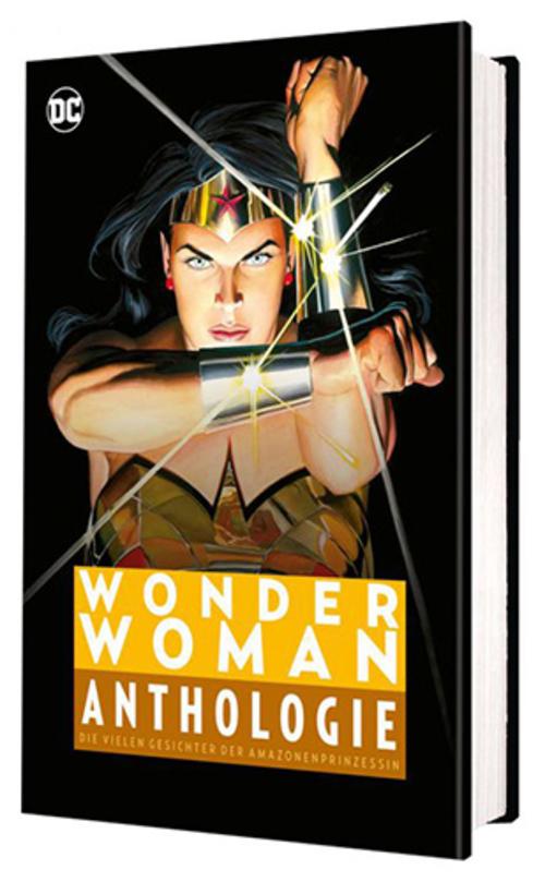 (C) Panini Comics / Wonder Woman Anthologie / Zum Vergrößern auf das Bild klicken