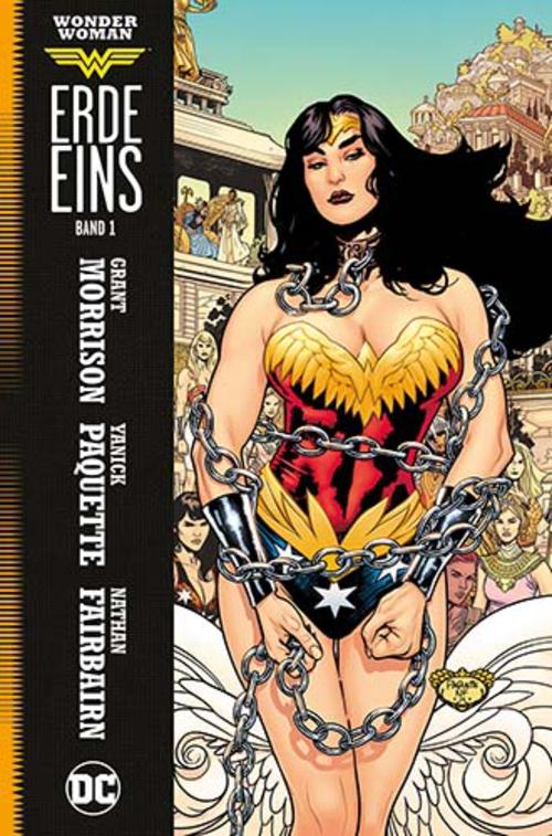 (C) Panini Comics / Wonder Woman: Erde Eins 1 / Zum Vergrößern auf das Bild klicken