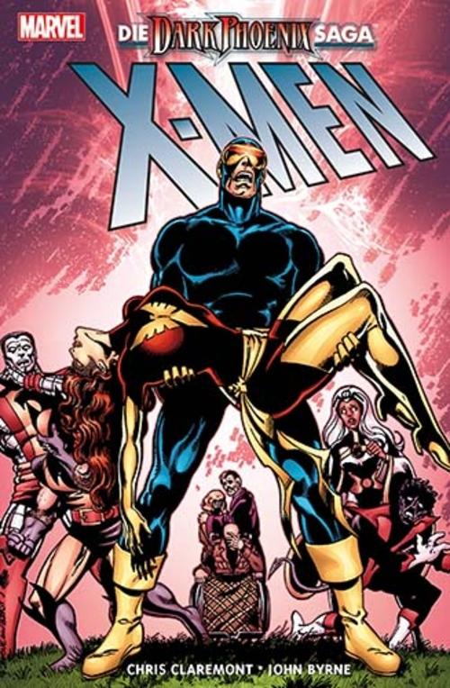 (C) Panini Comics / X-Men: Die Dark Phoenix Saga / Zum Vergrößern auf das Bild klicken