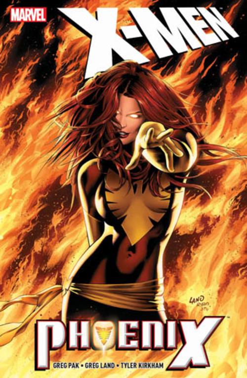 (C) Panini Comics / X-Men: Phoenix / Zum Vergrößern auf das Bild klicken