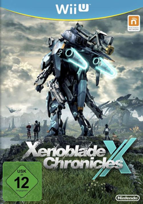(C) Monolith Soft/Nintendo / Xenoblade Chronicles X / Zum Vergrößern auf das Bild klicken