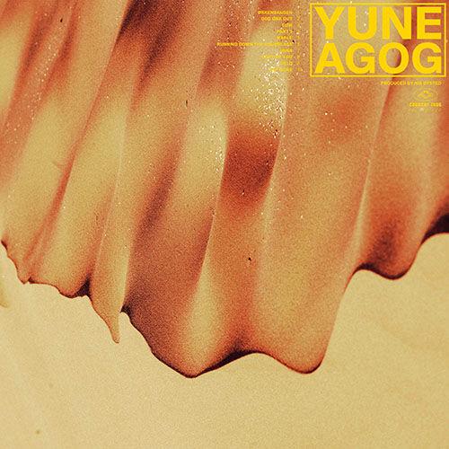 (C) Crunchy Frog Recordings / YUNE: Agog / Zum Vergrößern auf das Bild klicken