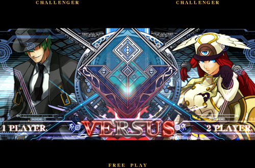 Game-Review: BlazBlue – Calamity Trigger (PS3, Xbox360