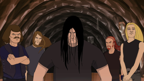 metalocalypse deutsch