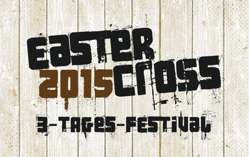(C) easter cross / easter cross Logo 2015 / Zum Vergrößern auf das Bild klicken