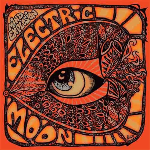 (C) Sulatron-Records / ELECTRIC MOON: Mind Explosion / Zum Vergrößern auf das Bild klicken