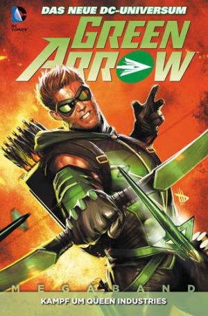 Green Arrow Megaband 1 SLAM