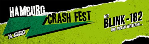 (C) Hamburg Crash Fest / Hamburg Crash Fest Teaser / Zum Vergrößern auf das Bild klicken