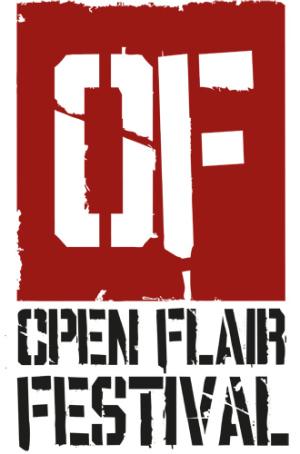 (C) Open Flair Festival / Open Flair Festival Logo / Zum Vergrößern auf das Bild klicken