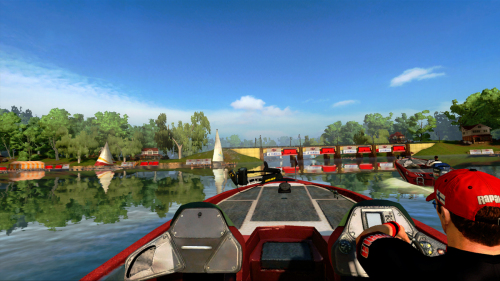 Game Review Rapala Pro Bass Fishing Xbox 360 Ps 3 Wii Nintendo