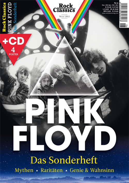 Pink Flyod - Das Sonderheft - Rock Classics