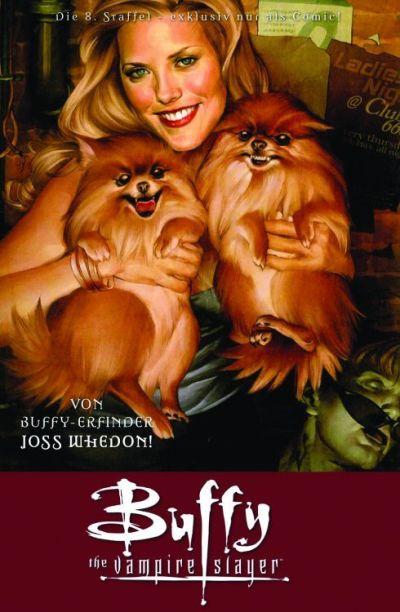 Buffy Staffel 8