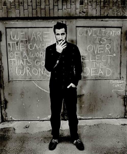 Serj Tankian (c) Erik Weiss