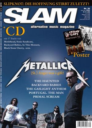 SLAM #39 - mit CD & Poster!