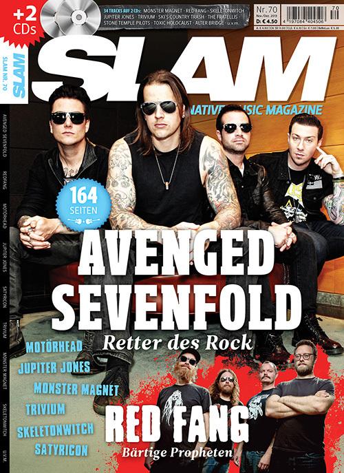 (c) SLAM Media / slam 70 cover / Zum Vergrößern auf das Bild klicken