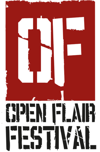 (C) Open Flair Festival / Open Flair Festival Logo