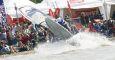 Move vor dem Strand @ DWARF8 Surf Worldcup 2009 (c) DMG Chris Singer / Zum Vergrößern auf das Bild klicken
