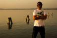 Ross Williams (GBR) @ DWARF8 Surf Worldcup 2009 (c) PWA John Carter / Zum Vergrößern auf das Bild klicken