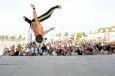 Capoeira @ DWARF8 Surf Worldcup 2009 (c) DMG Michael Gruber / Zum Vergrößern auf das Bild klicken