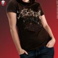 BLEEDINGSTAR Girlyshirt (c) cometcoma.com / Zum Vergrößern auf das Bild klicken