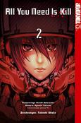 (C) Tokyopop / All You Need Is Kill 2 / Zum Vergrößern auf das Bild klicken