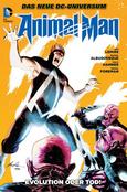 (C) Panini Comics / Animal Man 5 / Zum Vergrößern auf das Bild klicken