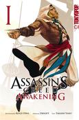 (C) Tokyopop / Assassin`s Creed: Awakening 1 / Zum Vergrößern auf das Bild klicken