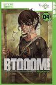 (C) Tokyopop / BTOOOM! 4 / Zum Vergrößern auf das Bild klicken