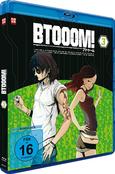 (C) KAZÉ Anime / BTOOOM! Vol. 3 / Zum Vergrößern auf das Bild klicken