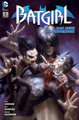 (C) Panini Comics / Batgirl 4 / Zum Vergrößern auf das Bild klicken