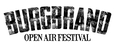 Burgbrand Open Air Logo