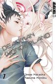 (C) Tokyopop / Deadman Wonderland 7 / Zum Vergrößern auf das Bild klicken