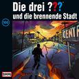 (C) Europa/Sony Music / Die drei ??? 166 / Zum Vergrößern auf das Bild klicken