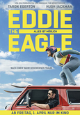 Eddie the Eagle Filmplakat