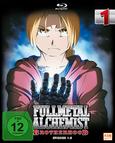 (C) KSM / Fullmetal Alchemist: Brotherhood Vol. 1 / Zum Vergrößern auf das Bild klicken