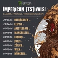 Impericon Festivals 2016 Flyer