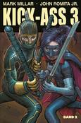 (C) Panini Comics / Kick-Ass 3 2 / Zum Vergrößern auf das Bild klicken