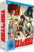 (C) peppermint anime / Kill la Kill Vol. 1 / Zum Vergrößern auf das Bild klicken