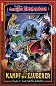 (C) Egmont Comic Collection / Lustiges Taschenbuch Collection: Kampf der Zauberer 2 / Zum Vergrößern auf das Bild klicken